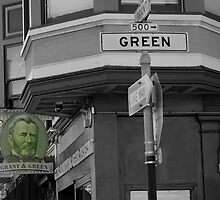 meet me at the corner of Grant and Green by Bob Moore