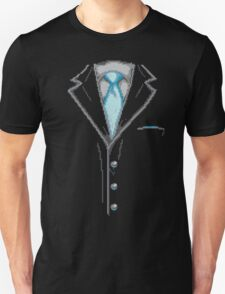 Everyday 8Bit Suit T-Shirt