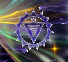 Throat Chakra by saleire