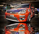 Fiesta Flood by Chris Cherry