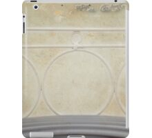 Parts of Chair - February iPad Case/Skin