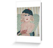 Lola 2 Greeting Card