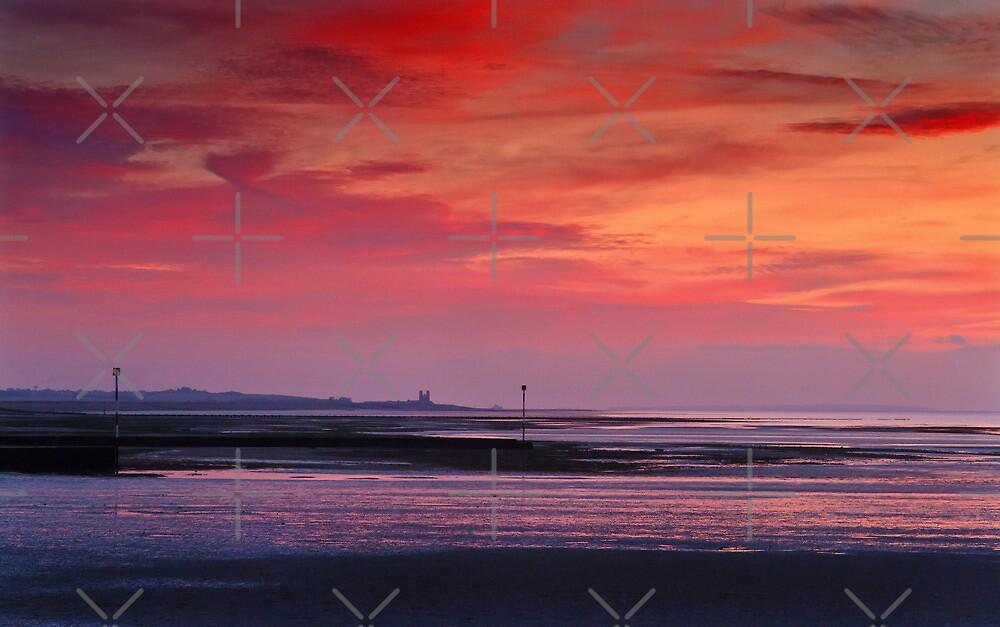 Evening Glow by Geoff Carpenter