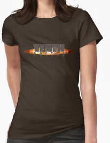 Tenth Doctor Womens T-Shirt