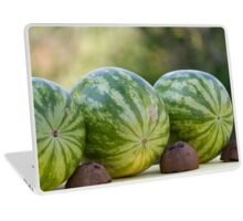 watermelon in summer Laptop Skin