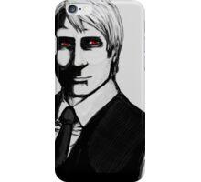 Dear Dr. Lecter iPhone Case/Skin