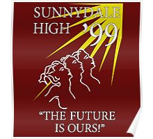 Sunnydale High Yearbook Poster