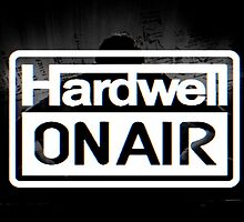 Hardwell On Air by FeatherLigure