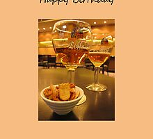 Birthday Drink by Patsy Smiles