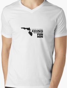 Apathetic State Advertising - Florida Mens V-Neck T-Shirt