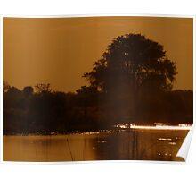 Tranquility 2 - life through a (sunglasses) lens Poster