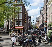 Amsterdam: Old Town Ways by Kasia-D