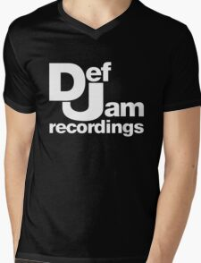 djrecs 2 Mens V-Neck T-Shirt