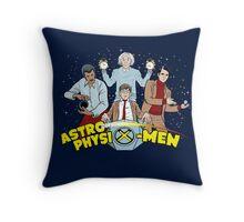 AstrophysiX-Men Throw Pillow