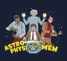 AstrophysiX-Men by kgullholmen