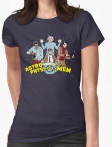 AstrophysiX-Men Womens Fitted T-Shirt