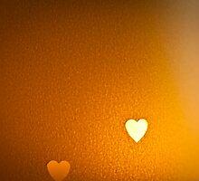 heart lantern by Hege Nolan