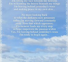~ Ready to Begin Again ~ by Donna Keevers Driver