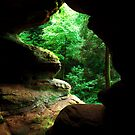 Cave Window by Marcia Rubin