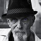 Ol' Blue Eyes by Mitchell Tillison