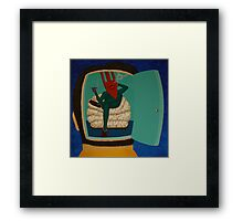 #59 (Untitled Until the Artist's Condition Improves) Framed Print