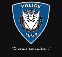 Transformers - Police Unisex T-Shirt