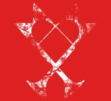 Kingdom Hearts Unversed grunge One Piece - Short Sleeve
