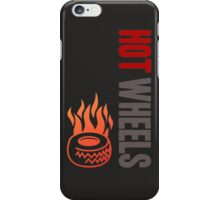 Hot Wheels iPhone Case/Skin
