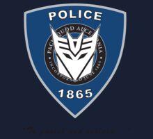 Transformers - Police Kids Tee