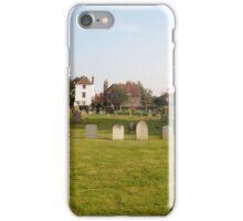 St Thomas Church Yard 2.0 - Winchelsea iPhone Case/Skin