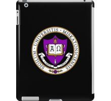 Miskatonic University Color Seal iPad Case/Skin