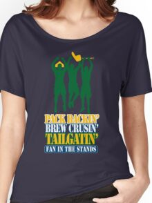 PackBackinBrewCrusin3 Women's Relaxed Fit T-Shirt