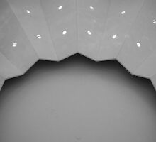 Ceiling, Macy's, St. Louis, Missouri by Crystal Clyburn