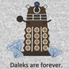 Daleks are forever. by arijenice