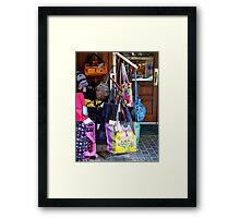 Water Street Shop - Port Townsend, Washington Framed Print