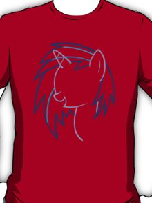 DJ VinylScratch Outline T-Shirt