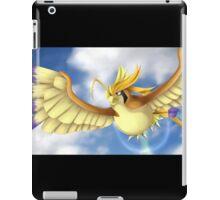 Shiny Mega Pidgeot iPad Case/Skin