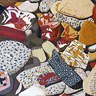 Tropical Rock Assortment by Richard Klekociuk
