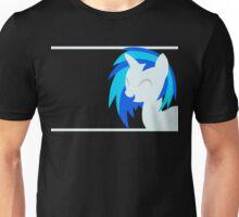 VinylScratch sillhouette Unisex T-Shirt