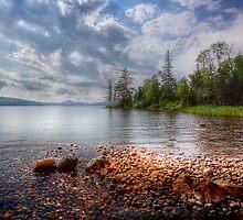 Flack Lake by FacetEyePhoto