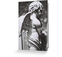 Cemetery Angel Greeting Card