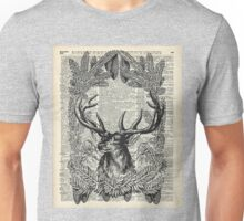 Christmas Stag,xmas gift,reindeer decor Unisex T-Shirt