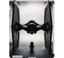 Twin Ion Engine iPad Case/Skin