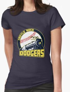 Castle Rock Dodgers Womens Fitted T-Shirt