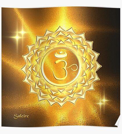 Crown Chakra Poster