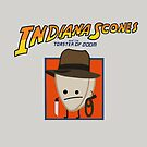 Indiana Scones & The Toaster of Doom by Stacey Roman