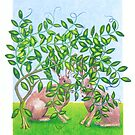Hares by Diane Johnson-Mosley