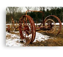 Antique item 2 Canvas Print