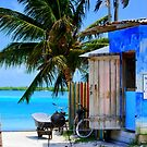 Caye Cauklin by Angie  Hoover