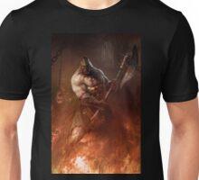 Infernal executioner Unisex T-Shirt